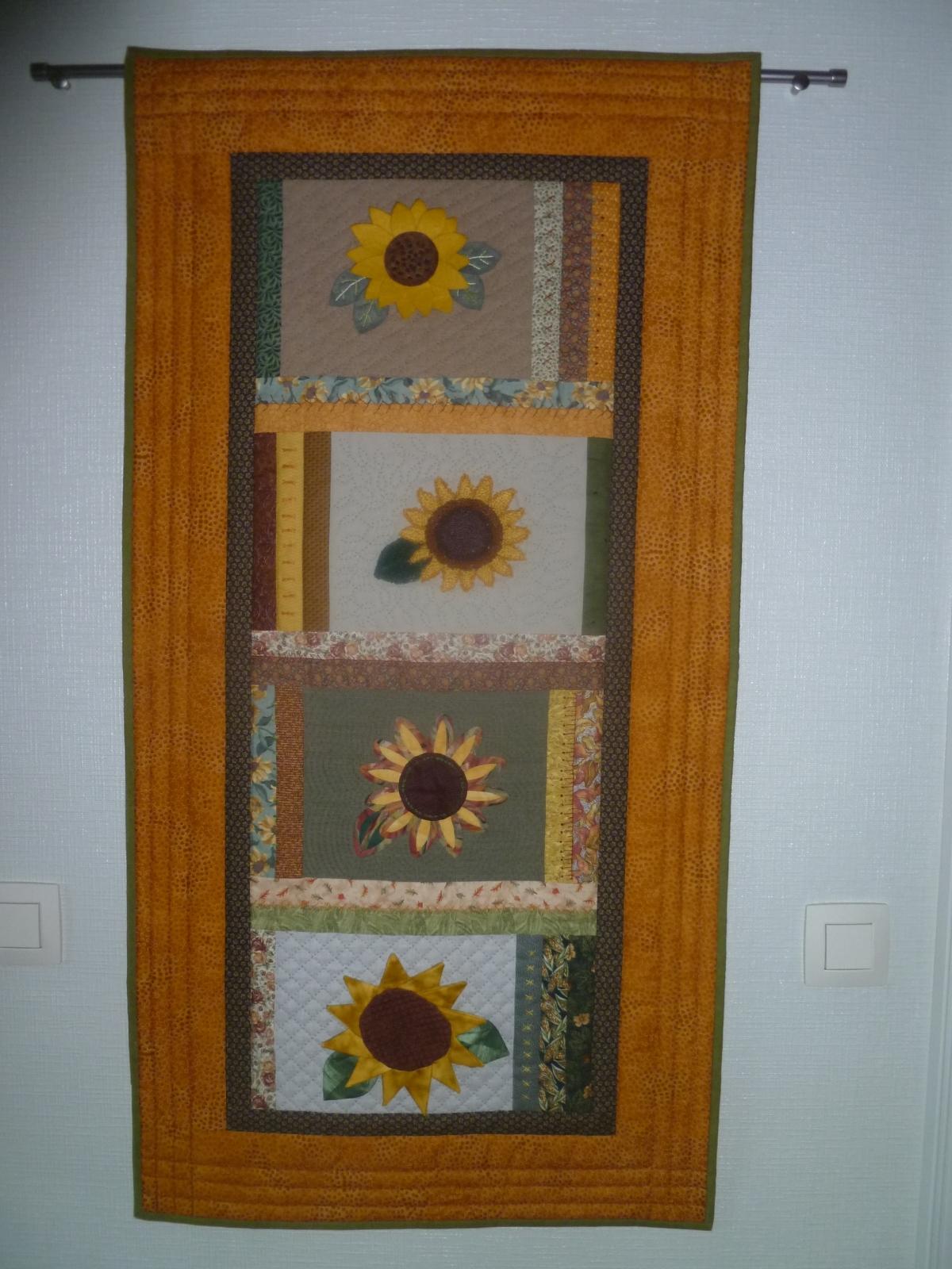 a20 zonnebloemen op 4 wijzen